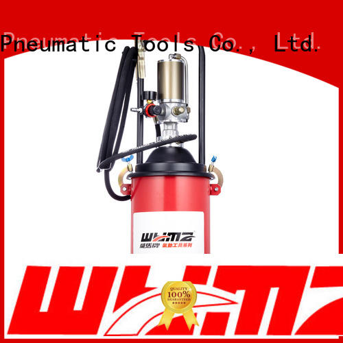 WYMA good quality air powered grease pumps factory price for equipment