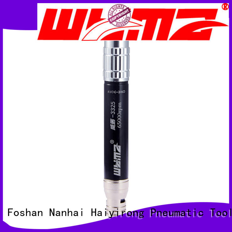 WYMA long lasting pencil air grinder on sale for cleaning