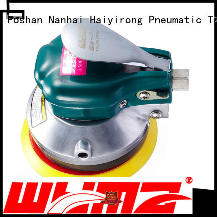 technical air sanding machine 5inch wholesale for mechanical processing industry