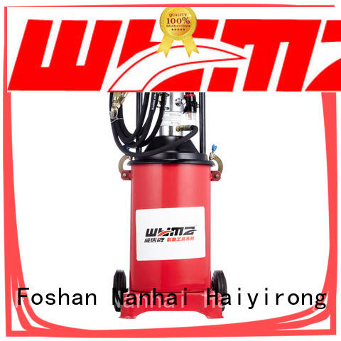 technical pneumatic grease butter promotion for automobiles