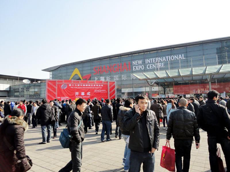 2010 Shanghai exhibition
