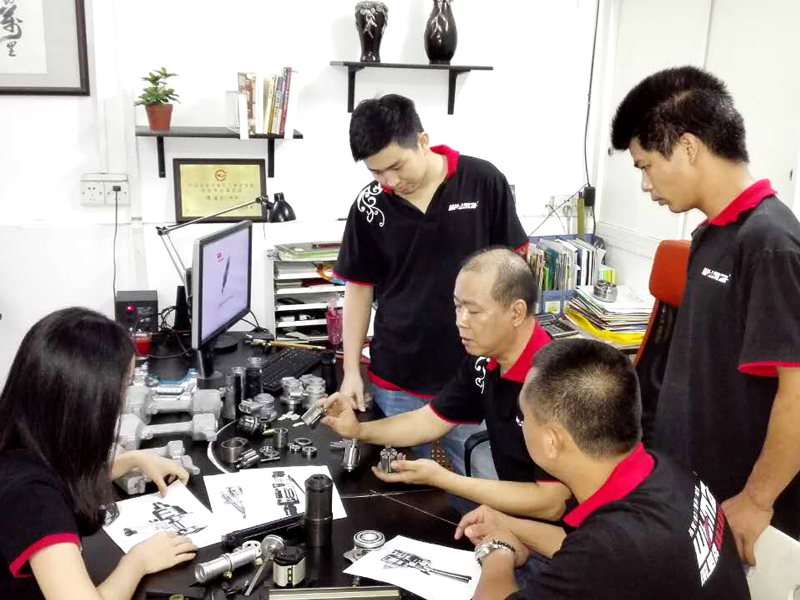 technical air drill drill promotion for milling cutter-11