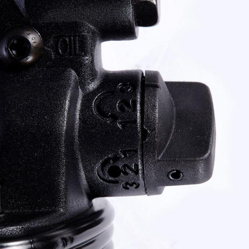 Factory direct Taiwan Weimar pneumatic wind gun 1 inch pneumatic impact wrench Lifetime maintenance WM-3905