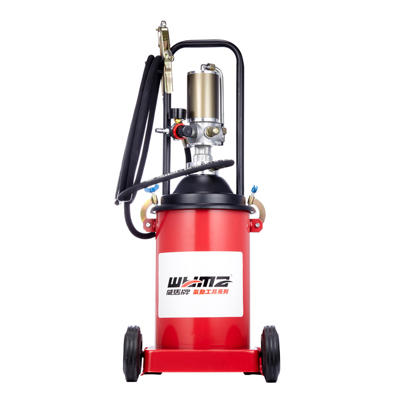 WYMA Pneumatic grease pump promotion for equipment-1
