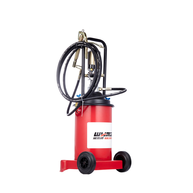 WYMA Pneumatic grease pump promotion for equipment-2