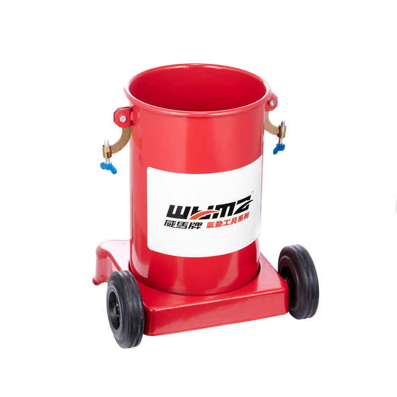 WYMA Pneumatic grease pump promotion for equipment-3