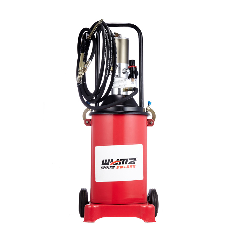 good quality air powered grease pumps machine supplier for equipment-1
