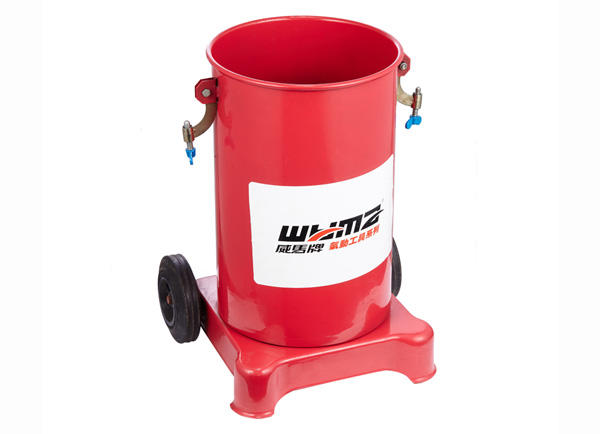 WYMA safe air grease pump promotion for ships