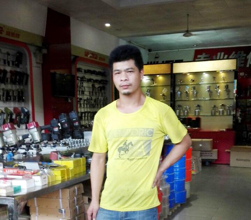 Chen chunsheng - tallyman