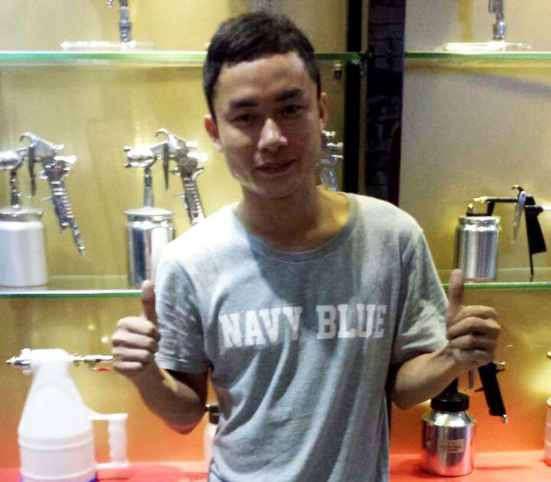 Liu xianhui - store warehouse management