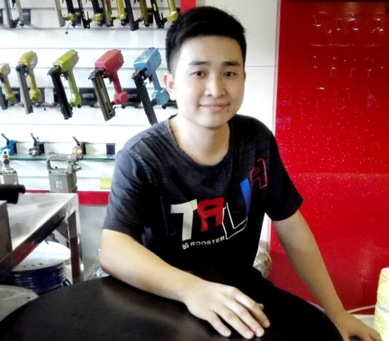 Lu kangsheng - network marketing