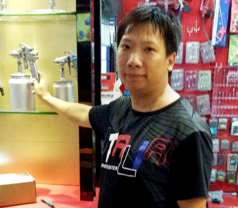 Lu zhi fa - tallyman