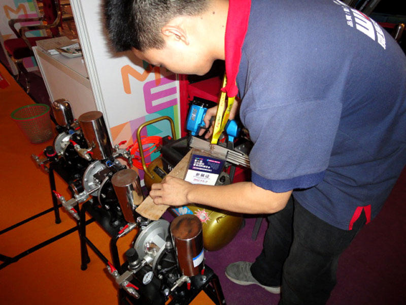 September 2012 the 14th Asian international furniture materials expo in shunde