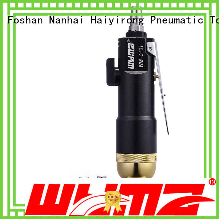 accurate pneumatic screwdriver with torque control guntype supplier for assembly line