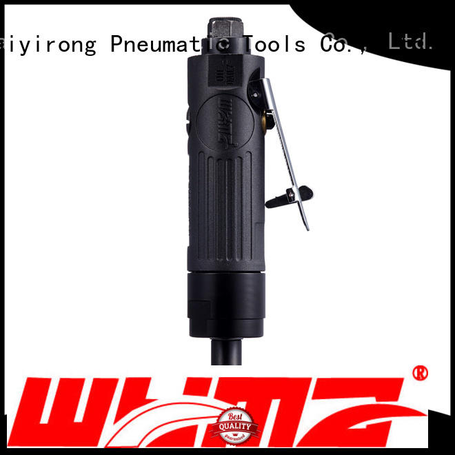WYMA small pneumatic grinding machine comfortable to use for hardware products