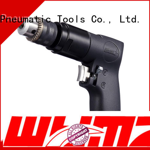 WYMA gun pneumatic air drill promotion for steel brushing