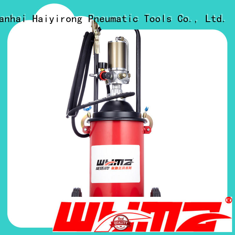 WYMA good quality pneumatic grease supplier for equipment