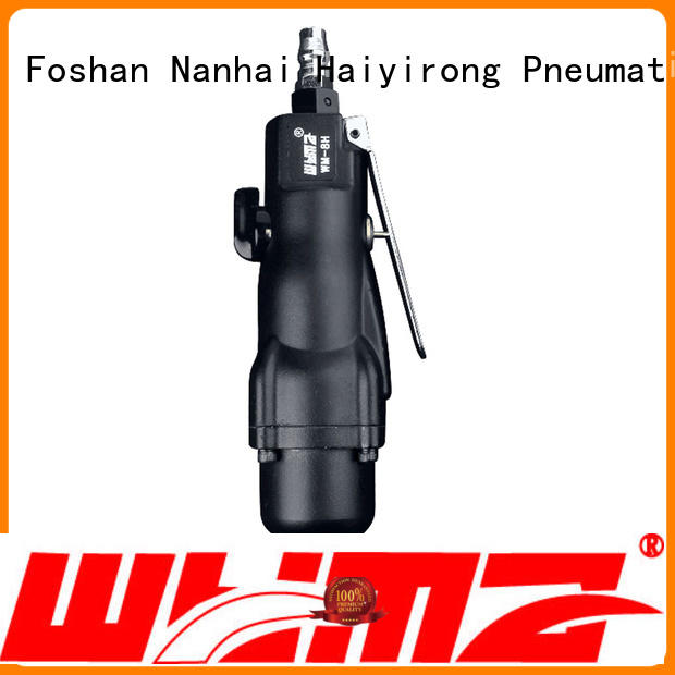 WYMA torque air screwdriver factory price for high-yield industries