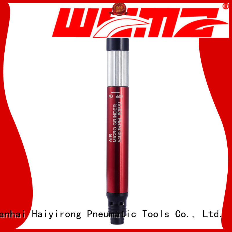 WYMA safe pencil grinder pneumatic factory price for engraving