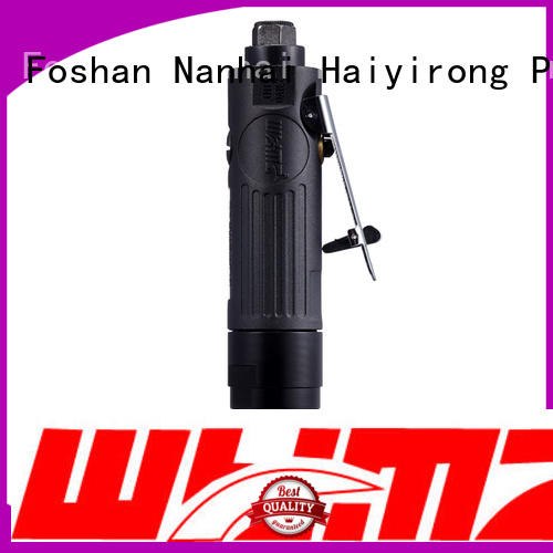 WYMA long air powered grinder comfortable to use for grinding