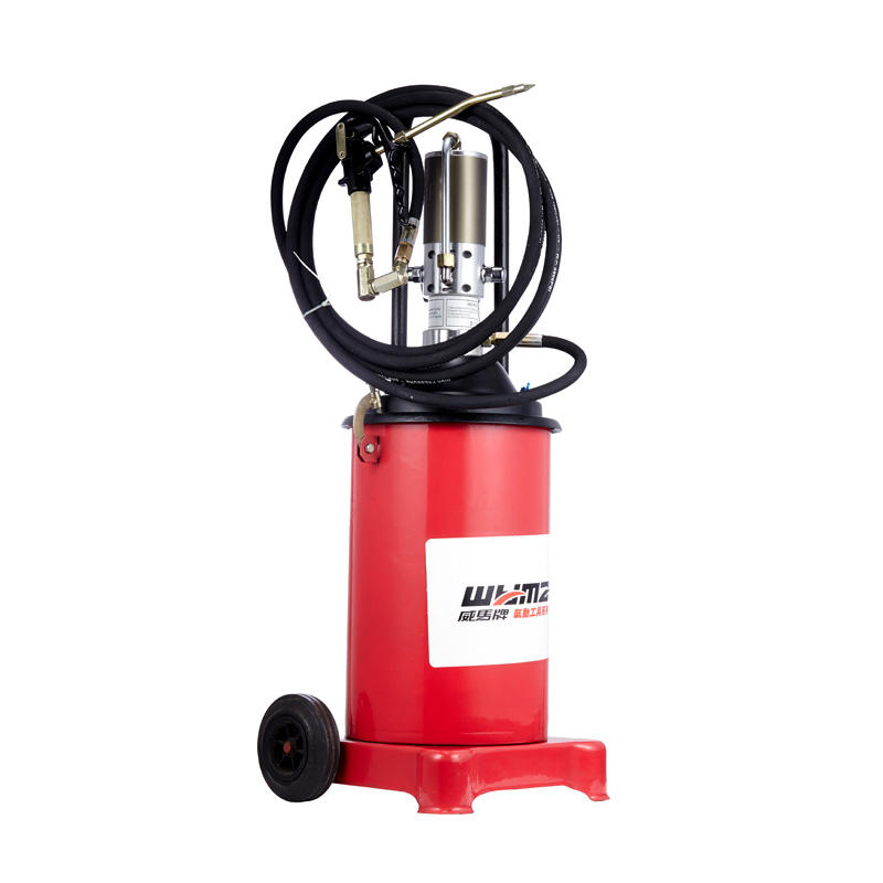 precise air powered grease pumps machine supplier for machine tools-2