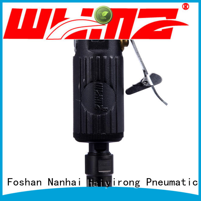 WYMA 6mm pneumatic hand grinder directly sale for grinding