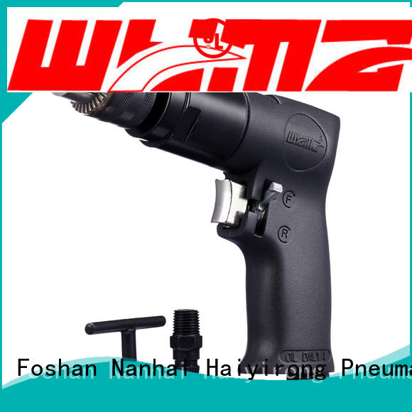 WYMA gun pneumatic hand drilling machine manufacturer for powerful hole drilling