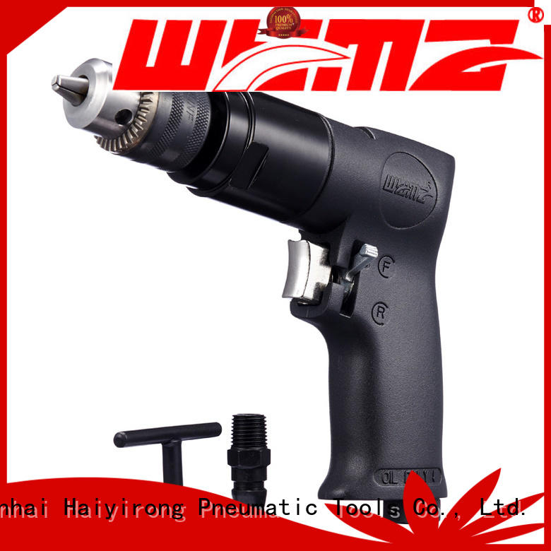 WYMA good quality air drills for sale for steel brushing