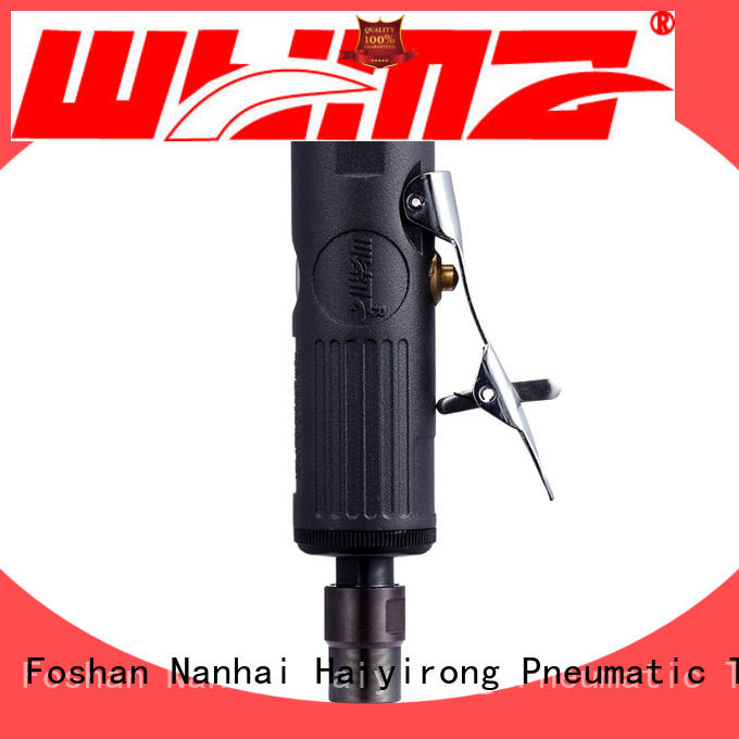 WYMA lightweight pneumatic straight grinder air for roughing