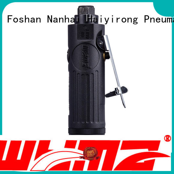 WYMA handle pneumatic hand grinder directly sale for grinding