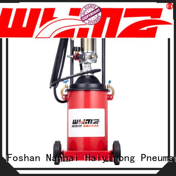 safe pneumatic grease butter supplier for automobiles