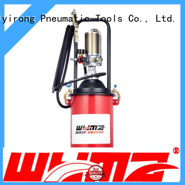 safe Pneumatic grease pump at discount for automobiles