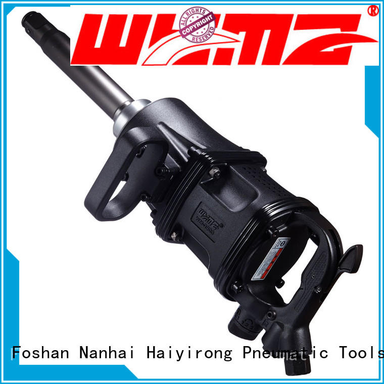 WYMA impact tools pneumatic promotion for woodworking