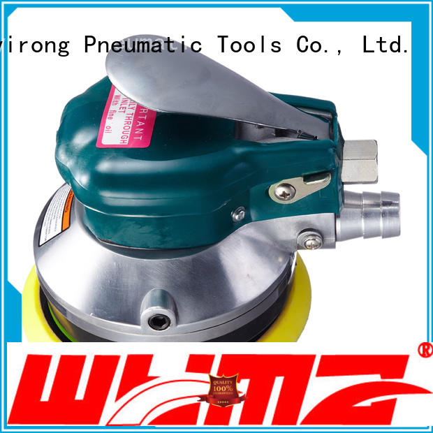 WYMA technical pneumatic sanding machine online for mechanical processing industry