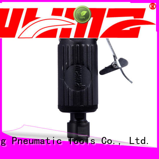 WYMA security pneumatic grinding machine comfortable to use for hardware products
