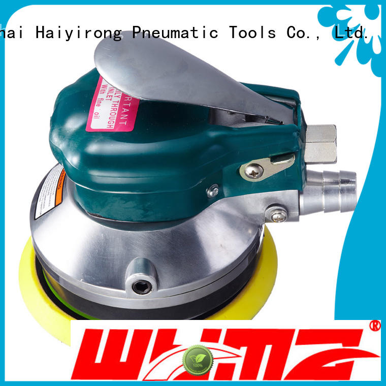 WYMA good quality pneumatic air sander on sale for mechanical processing industry