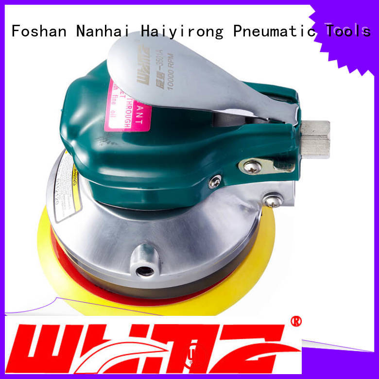 WYMA wood pneumatic sander at discount for mechanical processing industry