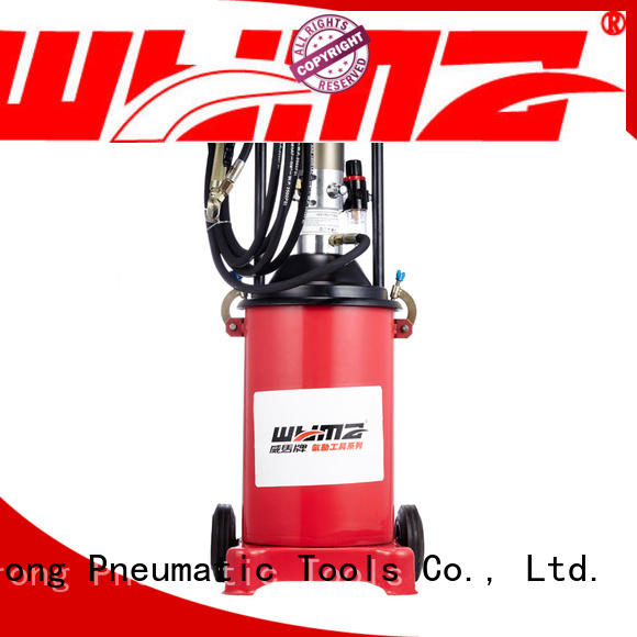 WYMA precise air grease pump promotion for equipment