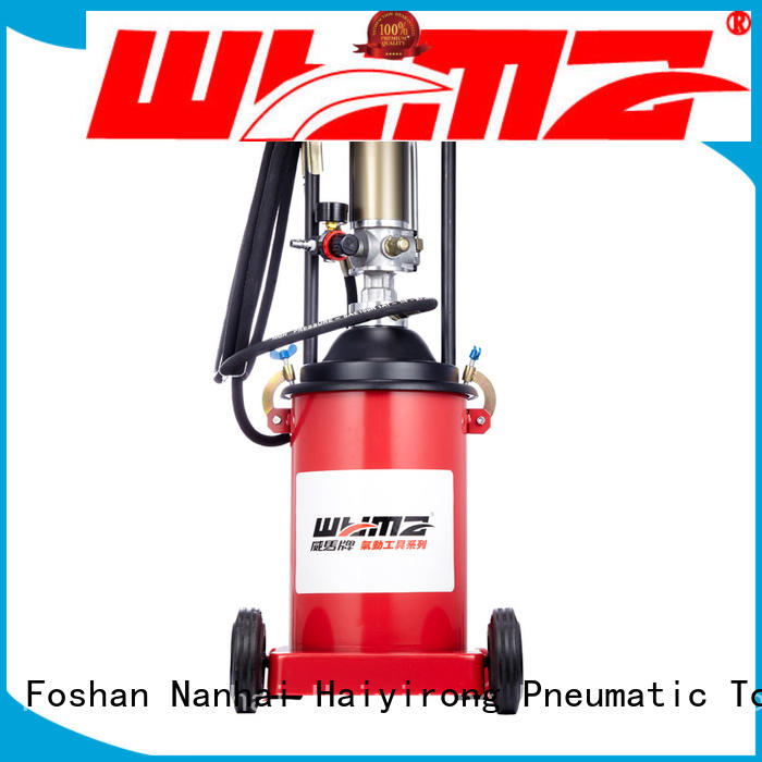 WYMA safe pneumatic grease supplier for ships