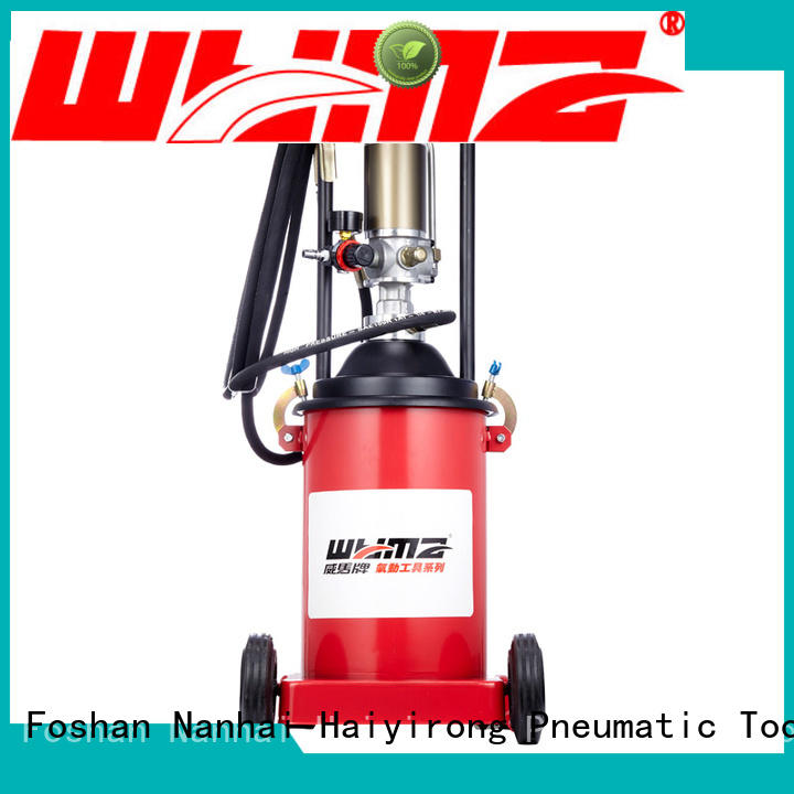 precise air grease pump at discount for equipment