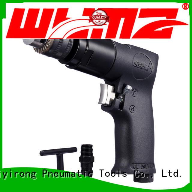 precise pneumatic drilling machine gun factory price for brake cylinder hole