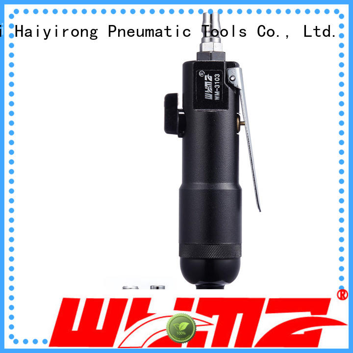 WYMA professional air power tools supplier for assembly line