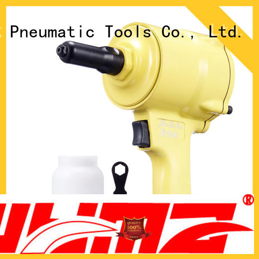 WYMA hood pneumatic nail puller tool online for plastic steel door for window production