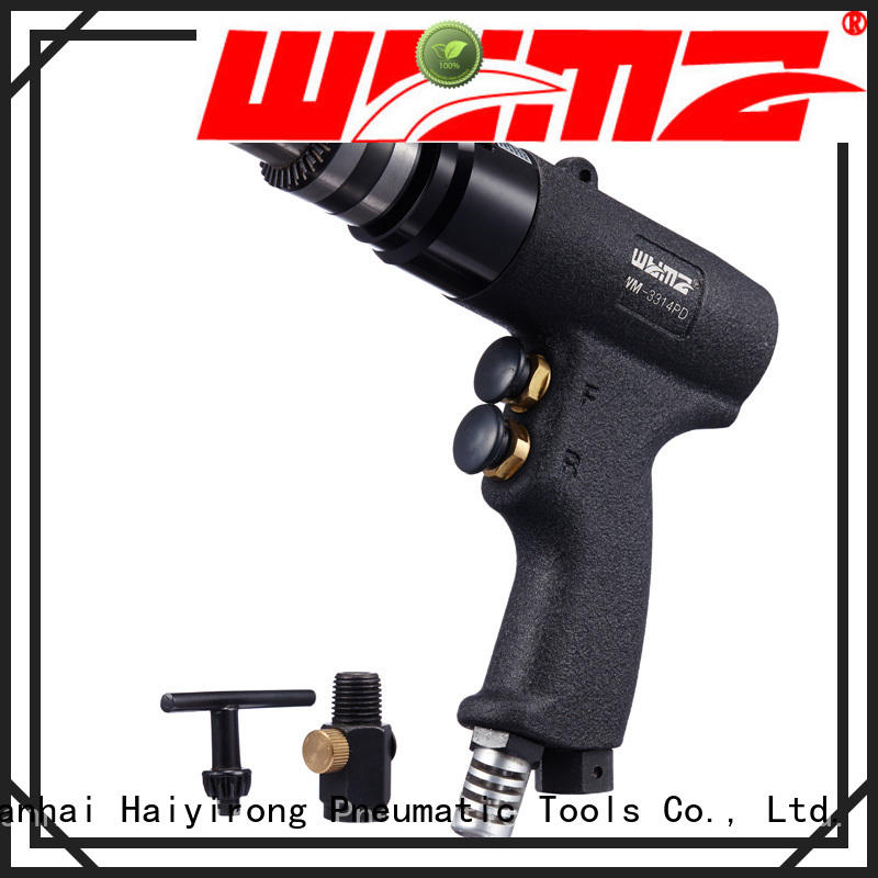 WYMA drill pneumatic drill machine promotion for brake cylinder hole