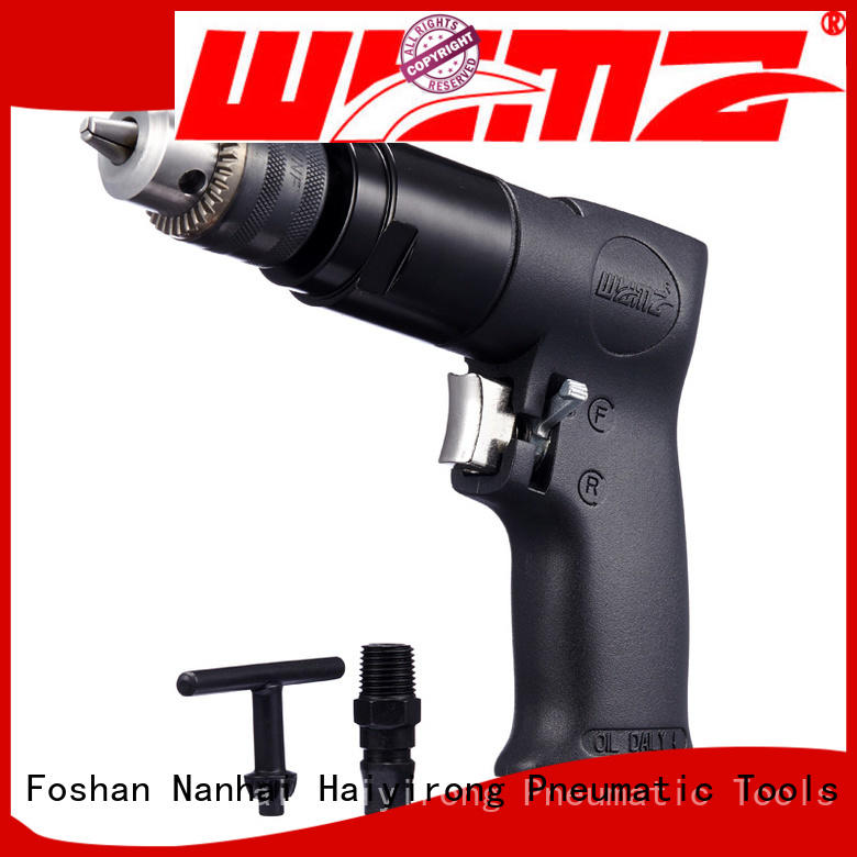 precise pneumatic hand drilling machine at discount for steel brushing