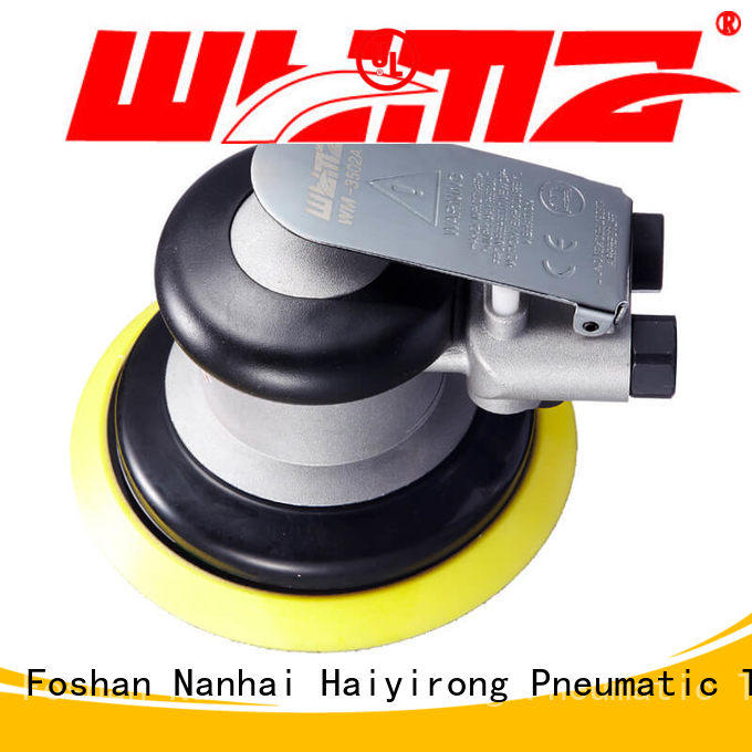 WYMA good quality pneumatic sanding tools online for woodworking furniture