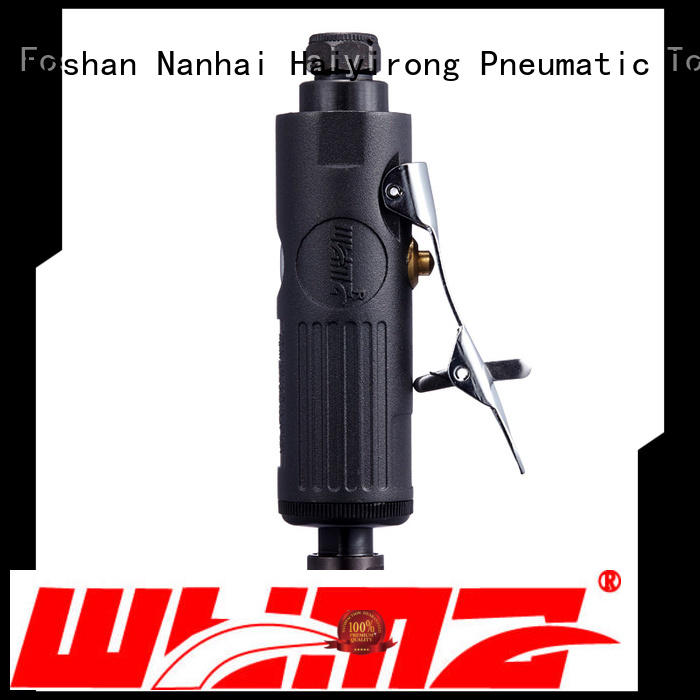 WYMA long pneumatic grinder comfortable to use for molds
