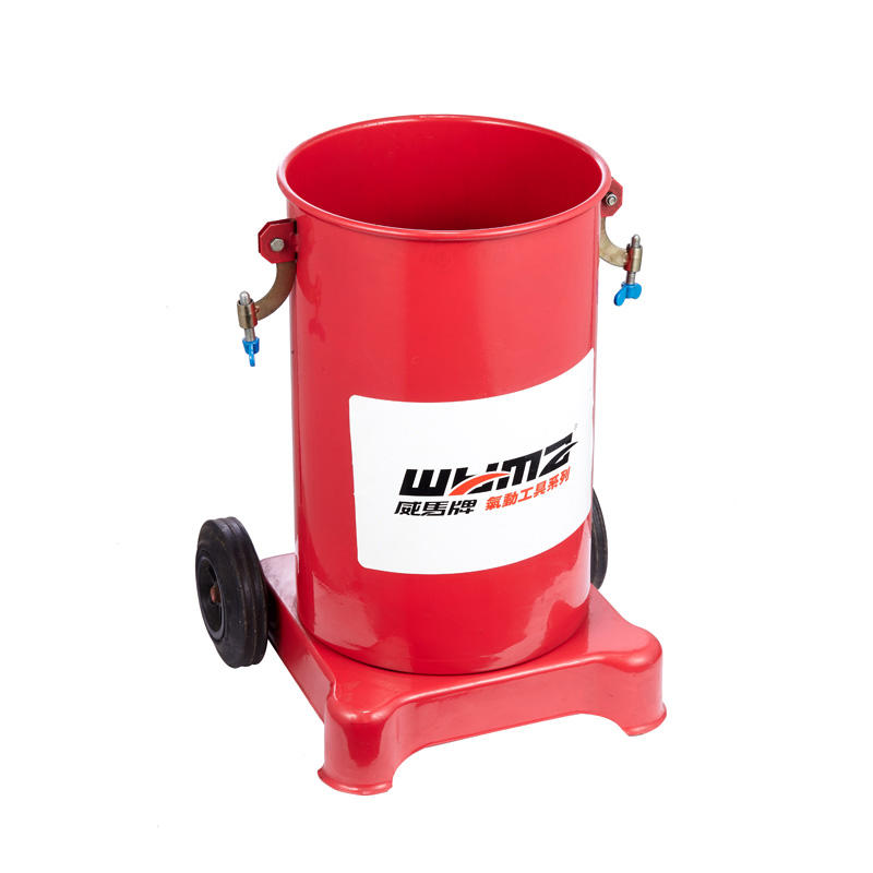 WYMA precise air grease pump factory price for ships-3