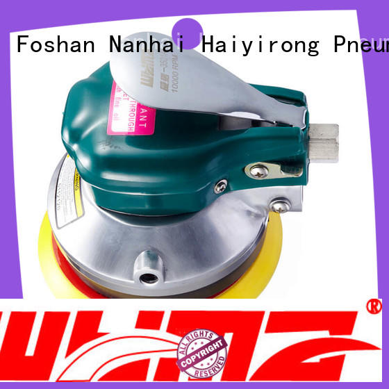 WYMA air air sanding machine online for rust removal