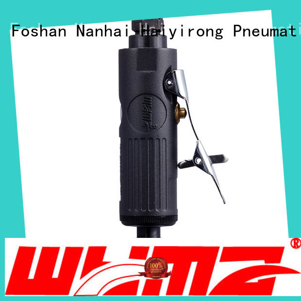 WYMA 6mm air grinder comfortable to use for roughing